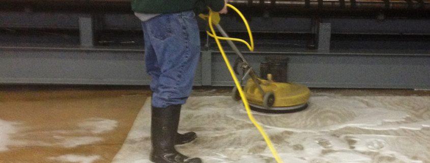 szőnyegtisztítás üzem